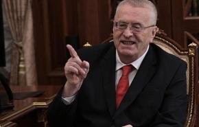 Жириновский отказался от должности в Свердловской области