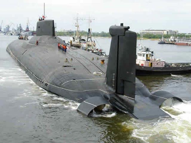 Тяжёлые ракетные подводные