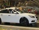 Началось производство хэтчбека Chevrolet Cruze