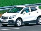 Новый Opel назовут… Mocha