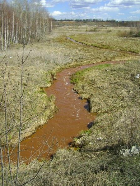 В Первоуральске в реку Чусовую массово сбрасываются химические отходы