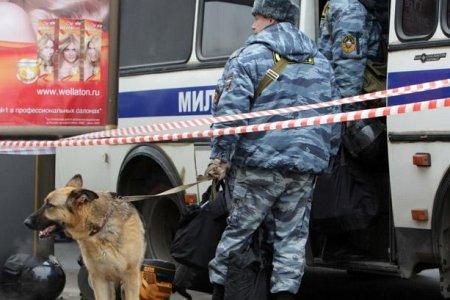 В Первоуральске из-за угрозы взрыва перекрыли дорогу и центральную площадь около городской администрации