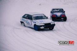 27 декабря в Первоуральске вновь пройдут автогонки на льду «Трек-400»