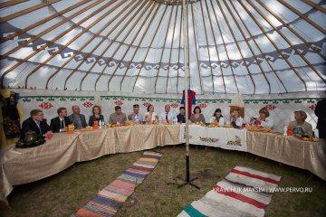 В Первоуральске состоялся традиционный праздник Сабантуй
