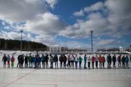 В Первоуральске состоялось открытое XXX первенство по конькобежному спорту
