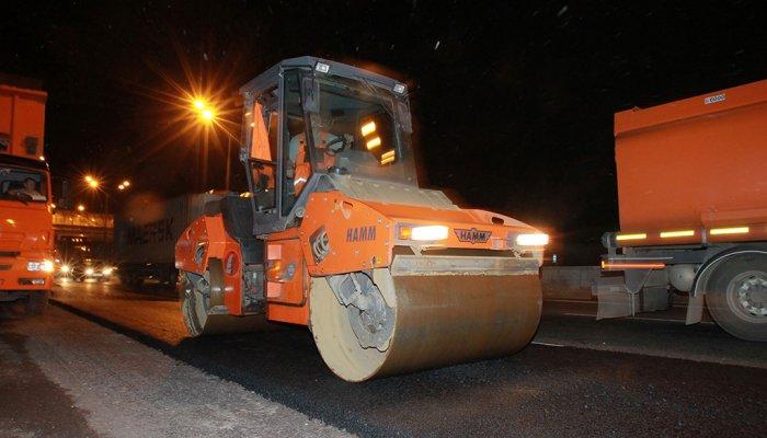 Администрация проверяет качество ремонтных работ на дорогах