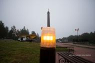 В Первоуральске после реконструкции открыли стелу «Европа-Азия»