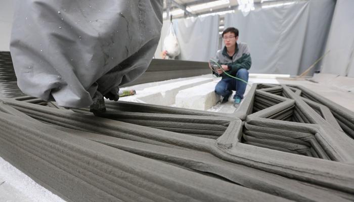 Предприниматель  из Китайская народная республика  ищет инвесторов для застройки Российской Федерации  напечатанными на3D-принтере домами