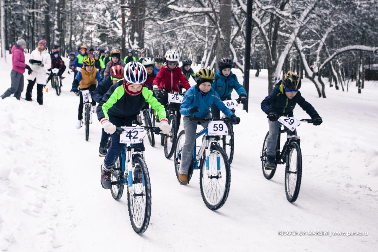 Велогонщики «Старта» завершили сезон соревнованиями по маунтинбайку