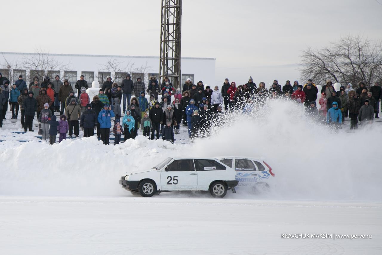 Сегодня в Первоуральске стартуют ледовые гонки «Трек-400»