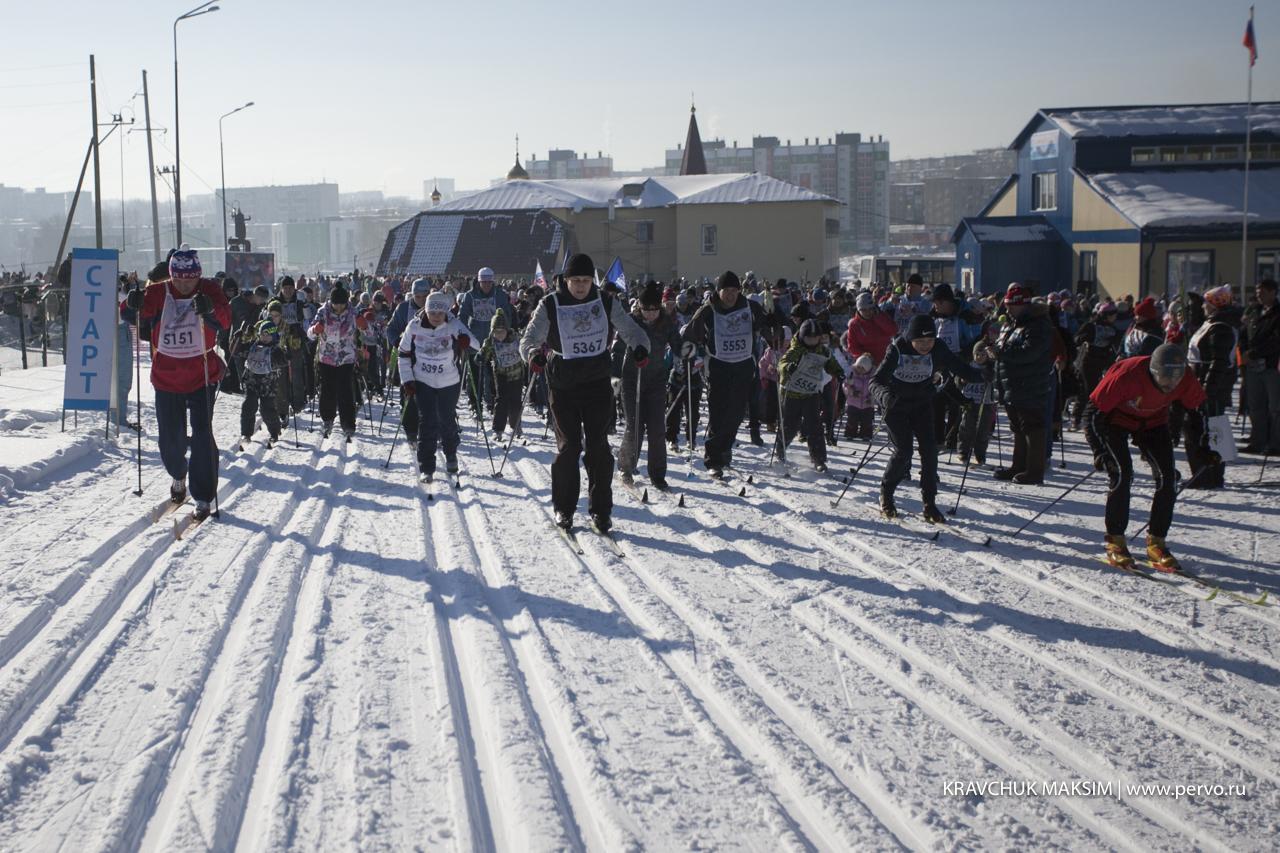 «Лыжня России» пройдет завтра в Первоуральске