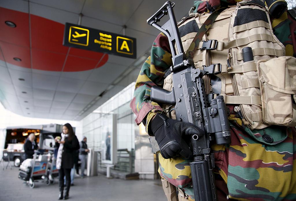 Террористы собирались взорвать вБельгии АЭС