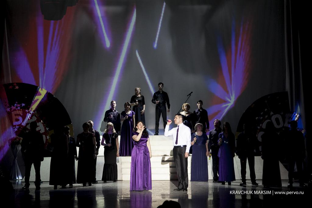 Завтра в Первоуральске пройдет «Битва хоров «Под софитами-5»