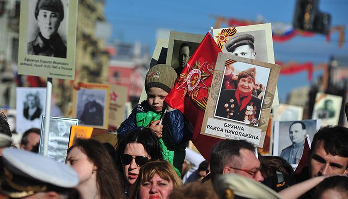 Екатеринбург потратит на празднование Победы 19 миллионов рублей