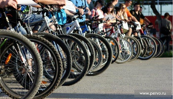 28 мая в Первоуральске пройдет Всероссийский Велопарад