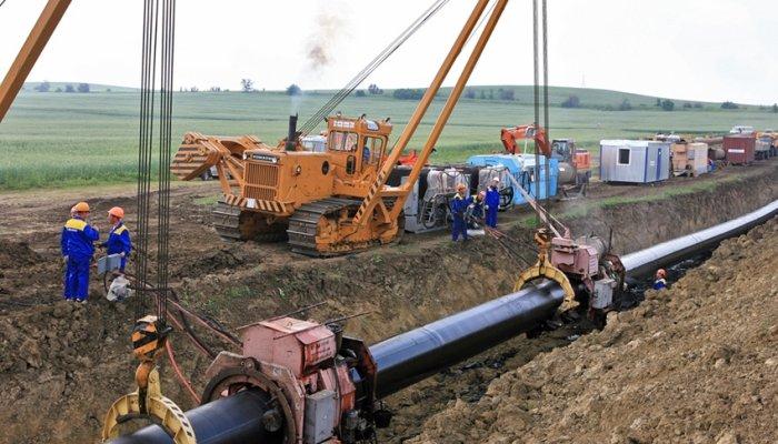 аренда газопровода высокого давления