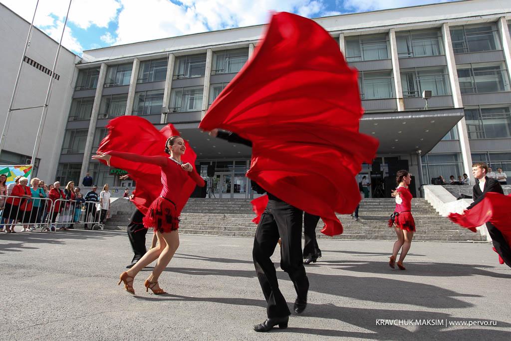 На открытой площадке ДК ПНТЗ состоится праздничный концерт