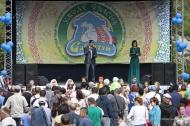 В Первоуральске отметили национальный праздник Сабантуй
