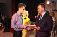 В Первоуральске наградили выпускников