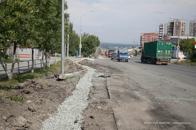 Дороги Первоуральска – на гарантии