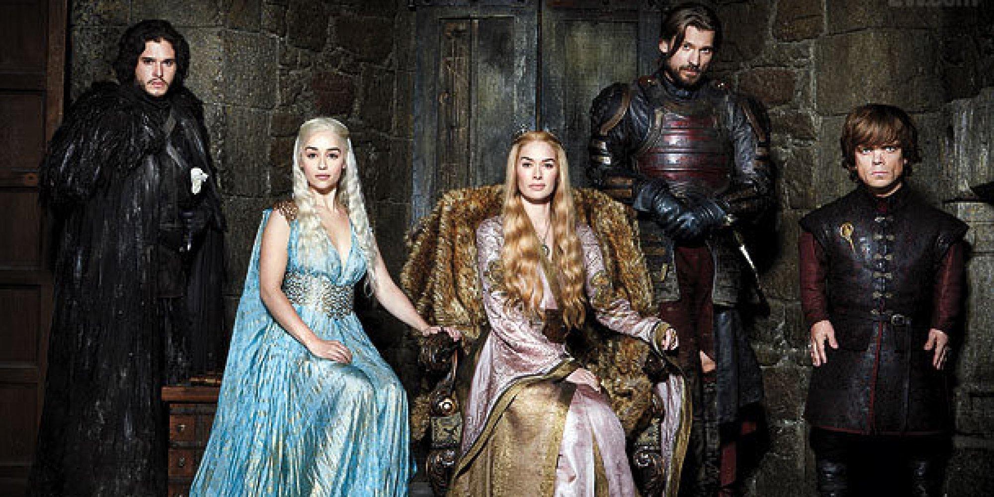 Названы самые шокирующие неожиданные смерти героев «Игры престолов»