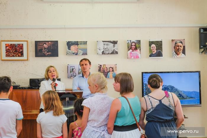 Новая выставка в музее ПНТЗ