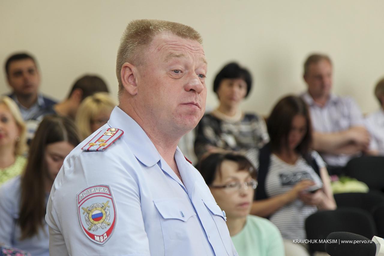 Депутаты заслушали информацию об итогах работы Отдела МВД