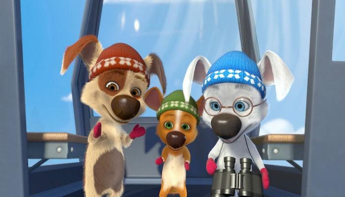 Мультфильм «Белка иСтрелка— 2» выйдет вамериканский прокат вДень собаки