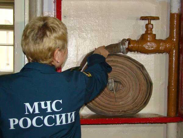 Учреждения могут быть закрыты порешению пожарных натри месяца