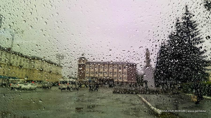 НаСредний Урал возвращается мокрый снег