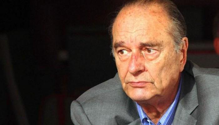 ВоФранции госпитализирован экс-президент Жак Ширак