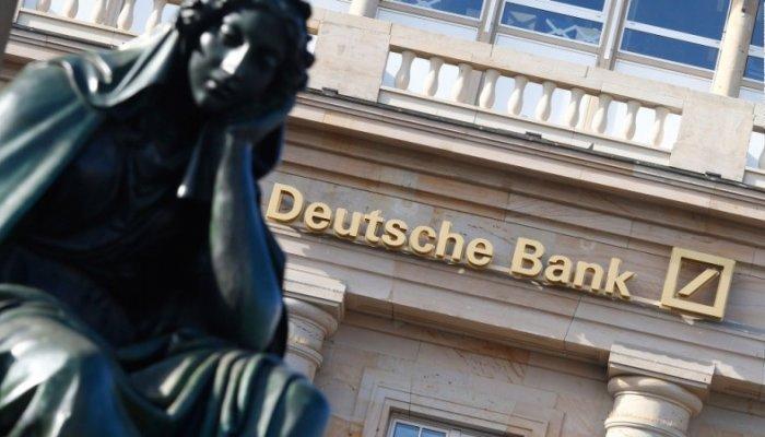 Deutsche Bank уволит 1 тыс. сотрудников вГермании