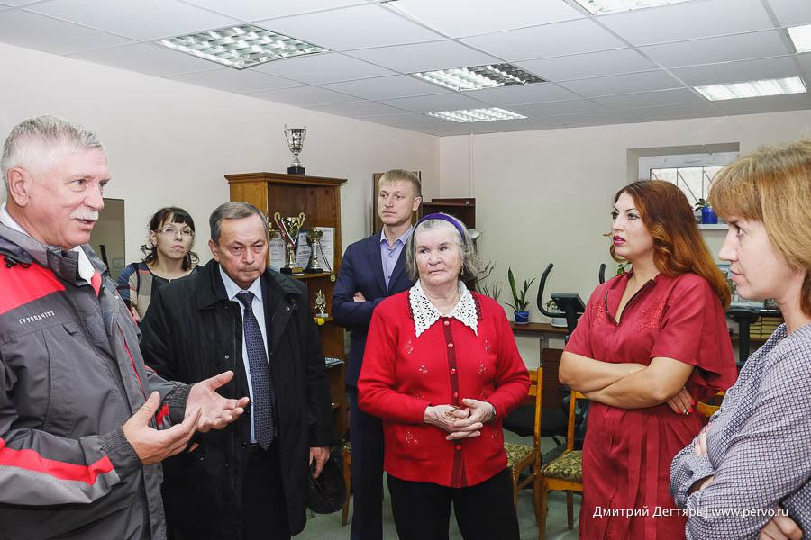 Ответы на вопросы председателя общества инвалидов даны на заседании комитета по социальной политике