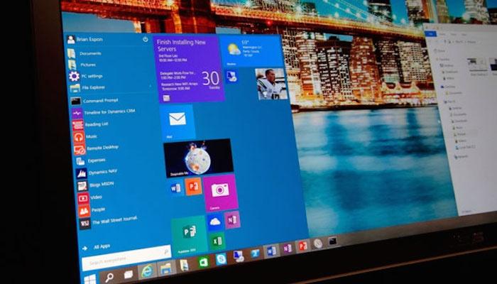 Microsoft ����������� ����������� ������ Windows 10