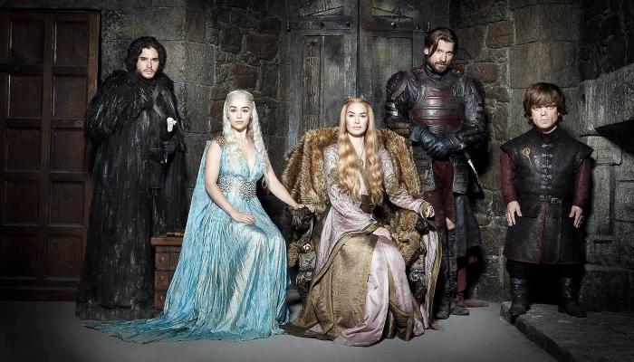 Названа дата выхода нового сезона сериала «Игра престолов»