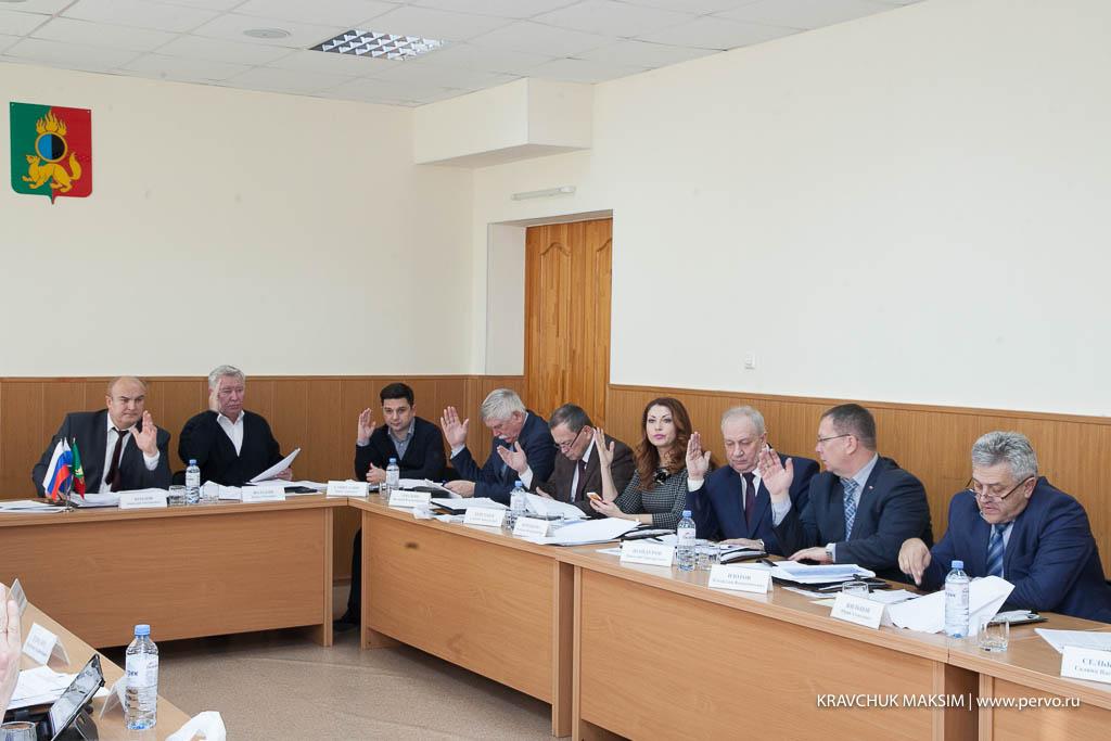 Депутаты увеличили финансирование на организацию уличного освещения
