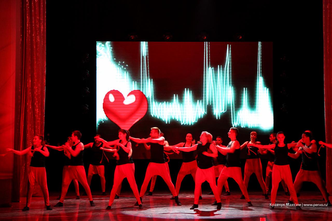 «Танцующий Первоуральск 6» собрал более 400 конкурсантов