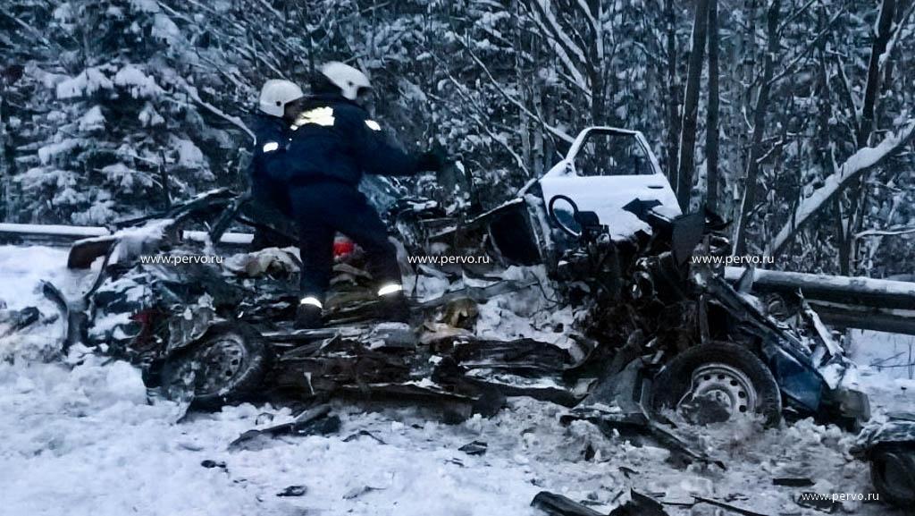 На автотрассе Пермь-Екатеринбург в 2-х ДТП погибли шесть человек