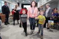 Пятилетние гроссмейстеры Первоуральска встретились турнире «Шахматные звездочки»