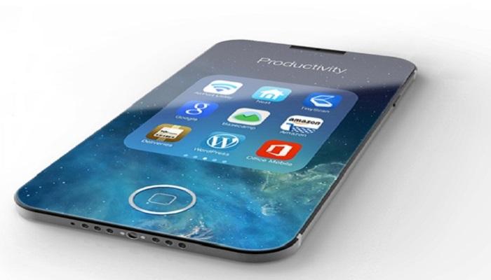 Iphone 8 2017 - Новый смартфон с