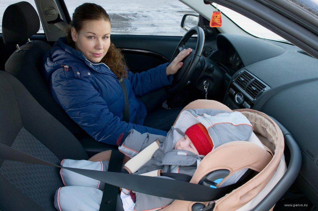Новые правила транспортировки детей вступают всилу в 2017-ом году