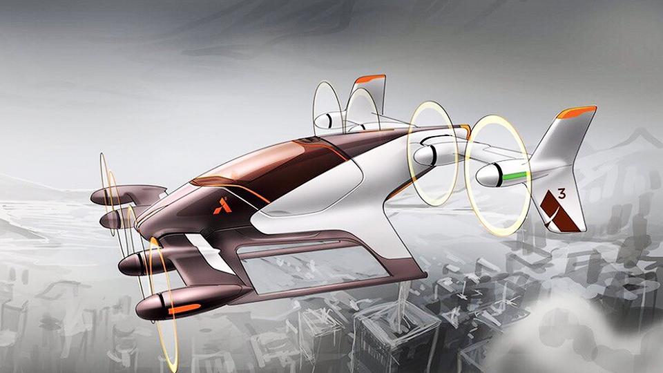 Airbus испытает летающее такси к концу года