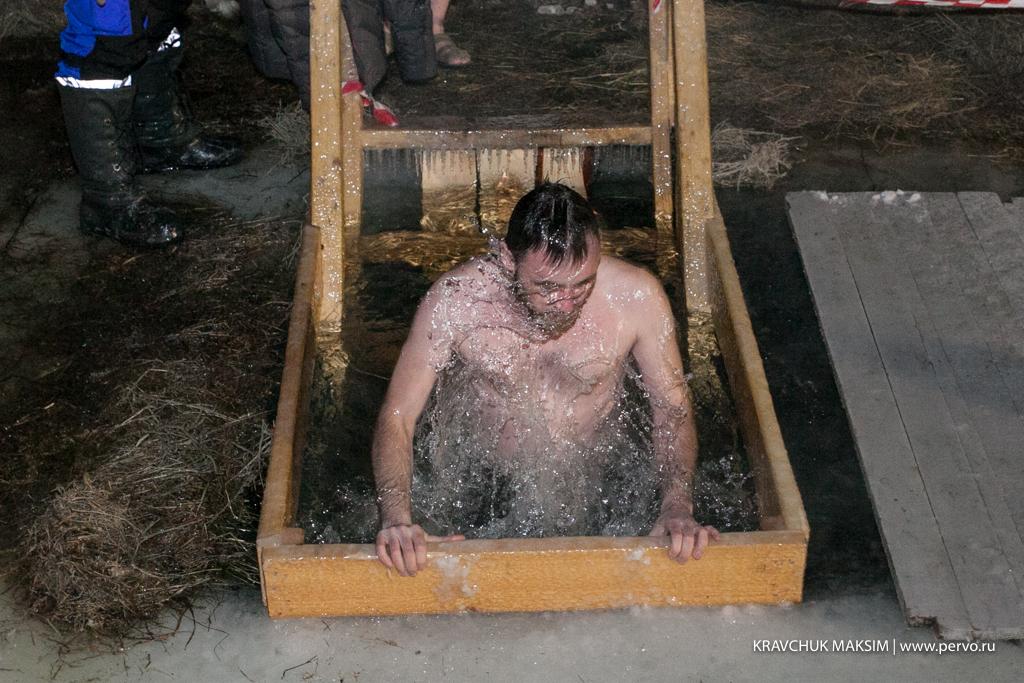 В Крещение для первоуральцев будут открыты 5 купелей
