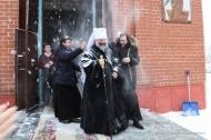 Владыка Кирилл вручил Николаю Козлову почетную грамоту