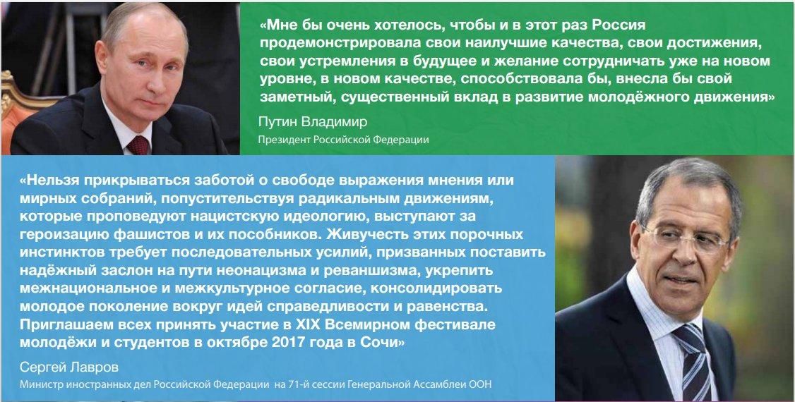 Михаил Игнатьев встретился с претендентами вучастники Всемирного фестиваля молодёжи истудентов