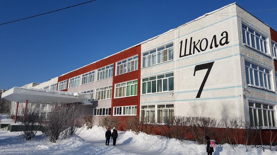 Интеллектуальная элита России формируется в первоуральской школе №7