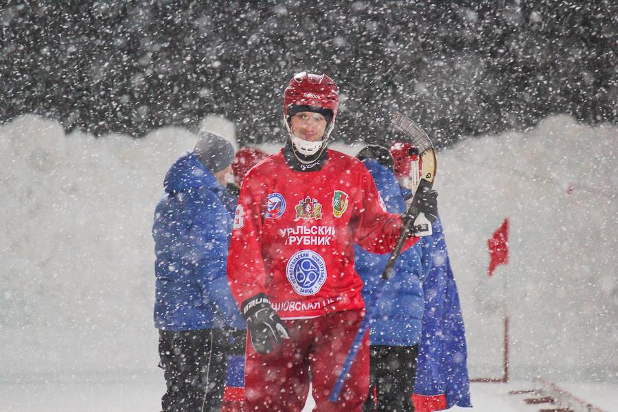«Уральский трубник» в четвертый раз на втором этапе выиграл со счётом 4:2