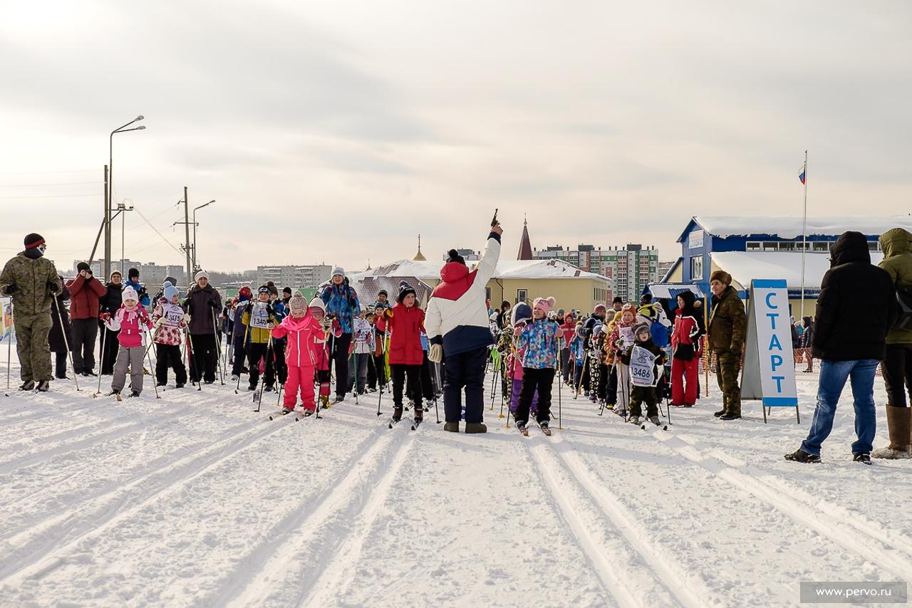«Лыжня России - 2017»