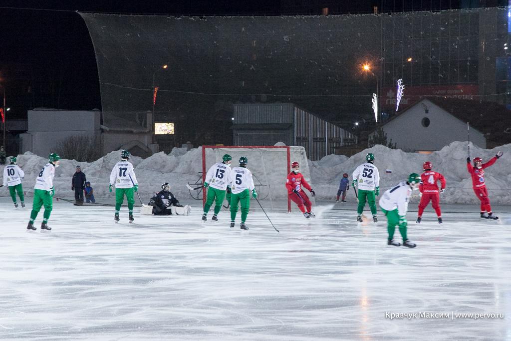 Хабаровский «СКА-Нефтяник» вышел вполуфинал чемпионата страны