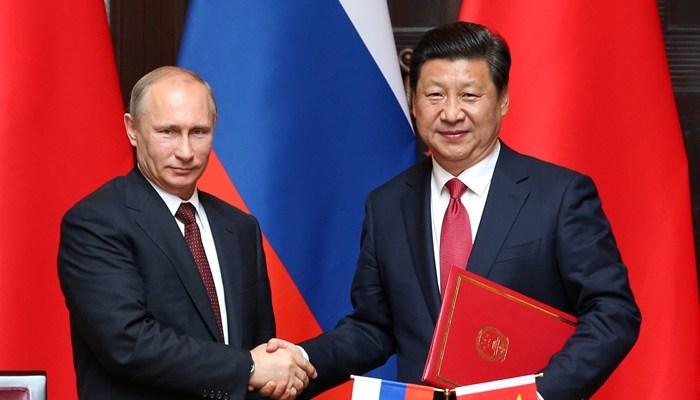 Путин оценил связи России и Китая как беспрецедентно высокие
